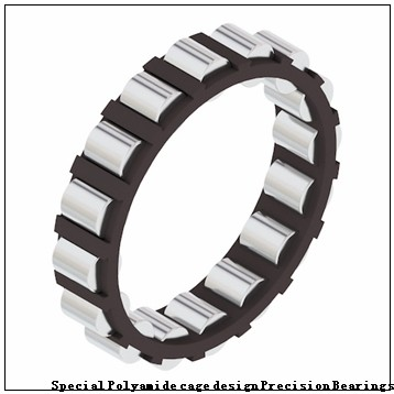 85 mm x 120 mm x 18 mm  SKF 71917 ACE/P4A Special Polyamide cage design Precision Bearings