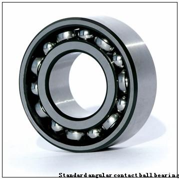70 mm x 110 mm x 30 mm  NACHI NN3014 Standard angular contact ball bearing
