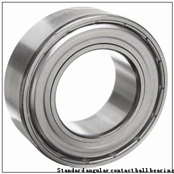 NSK 7911C Standard angular contact ball bearing