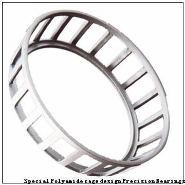 95 mm x 130 mm x 22 mm  NSK 95BER29HV1V Special Polyamide cage design Precision Bearings