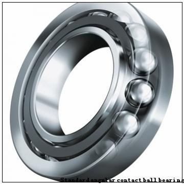 NTN 2LA-HSE914UC Standard angular contact ball bearing