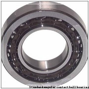 30 mm x 55 mm x 16 mm  NSK 30BER20SV1V  Standard angular contact ball bearing