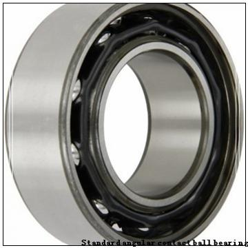 BARDEN C117HE Standard angular contact ball bearing