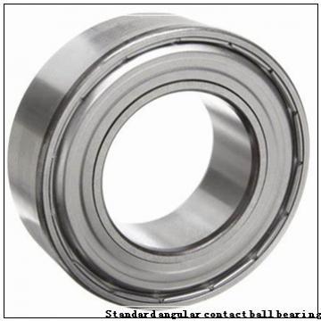 140 mm x 210 mm x 53 mm  NTN NN3028 Standard angular contact ball bearing