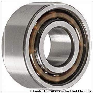 NSK 17TAC47 C10 Standard angular contact ball bearing
