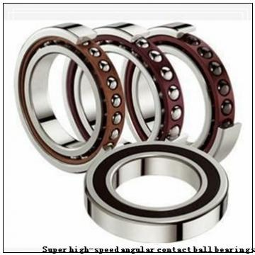 70 mm x 110 mm x 20 mm  NSK 70BER10S  Super high-speed angular contact ball bearings