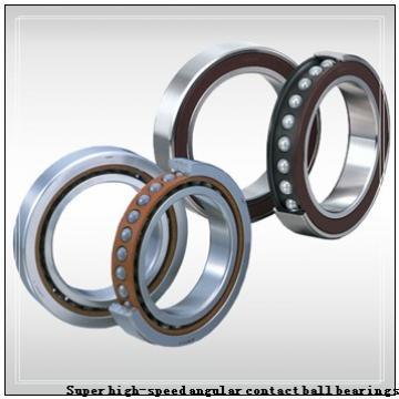 BARDEN B71820C.TPA.P4 Super high-speed angular contact ball bearings