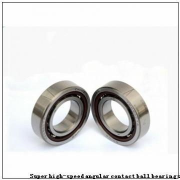NTN 2LA-HSL019 Super high-speed angular contact ball bearings