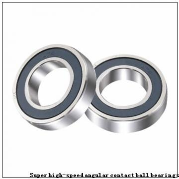 "FAG ""100(T)   100SS*	"" Super high-speed angular contact ball bearings"