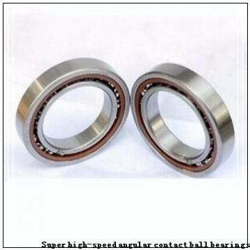 BARDEN C117HC Super high-speed angular contact ball bearings