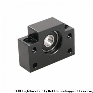 75 mm x 115 mm x 30 mm  NTN NN3015 TAB High Durability Ball Screw Support Bearing