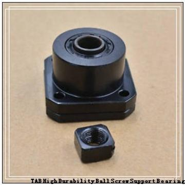 70 mm x 110 mm x 20 mm  NACHI 7014AC TAB High Durability Ball Screw Support Bearing
