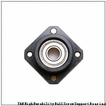 BARDEN XC1908HC TAB High Durability Ball Screw Support Bearing