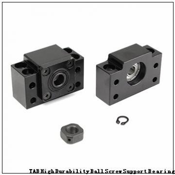 NTN BST45X75-1B TAB High Durability Ball Screw Support Bearing