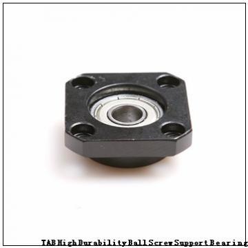 45 mm x 75 mm x 16 mm  NSK 45BNR10H  TAB High Durability Ball Screw Support Bearing