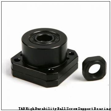 BARDEN BSB050100T TAB High Durability Ball Screw Support Bearing
