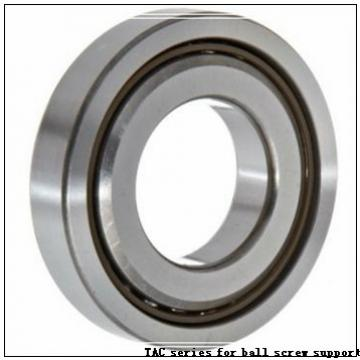 SKF BEAM 020068-2RS TAC series for ball screw support