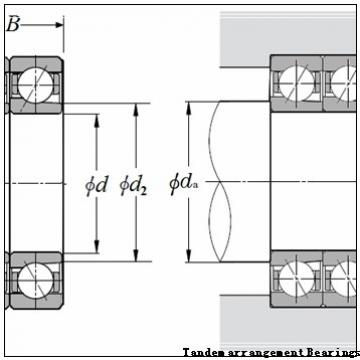 NSK B7019C.T.P4S Tandem arrangement Bearings
