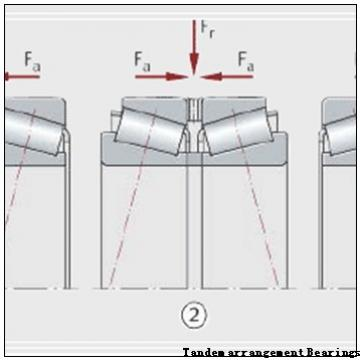 TIMKEN MM17BS47 Tandem arrangement Bearings