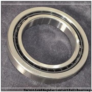 100 mm x 150 mm x 24 mm  NSK N1020MRKR Thrust Load Angular Contact Ball Bearings