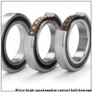 NACHI 25TAB06-2NSE Ultra-high-speed angular contact ball bearings