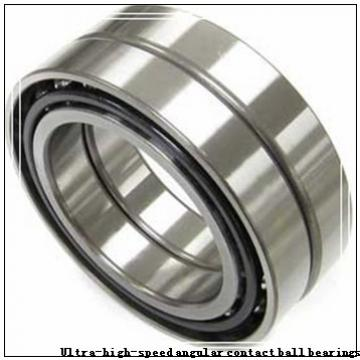 NSK 170TAC20D+L Ultra-high-speed angular contact ball bearings