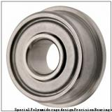 180 mm x 280 mm x 45 mm  NSK 180BTR10S Special Polyamide cage design Precision Bearings