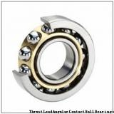 100 mm x 140 mm x 20 mm  NSK 100BER19XE Thrust Load Angular Contact Ball Bearings